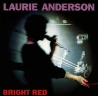 Laurie Anderson - Bright Red CD
