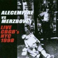 Alec Empire - Alec Empire vs. Merzbow CD