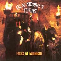 Blackmore's Night - Fires At Midnight CD