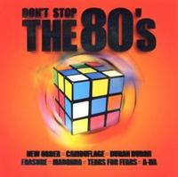 Various - Don't Stop The 80's 2CD