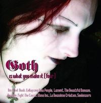 Various - Goth Is What You Make It Vol. 4 CD