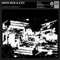 Boyd Rice & Z'ev - Untitled MLP