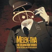 Melek-Tha - The Decimation World CD