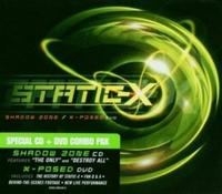 Static X - Shadow Zone CD