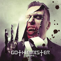 Gothminister - Utopia (Limited Edition) CD + DVD