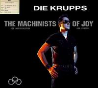 Die Krupps - The Machinists Of Joy (Deluxe Edition) Box