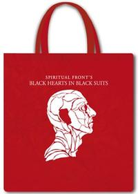 Spiritual Front - Black Hearts in Black Suits (Deluxe Edition) 3x CD-box + LP