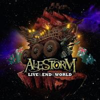Alestorm - Live - At The End Of The World DVD + CD
