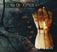Clan Of Xymox - Matters Of Mind, Body And Soul CD