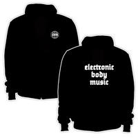 EBM - EBM Logo Hooded jacket