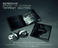 Seabound - Speak In Storms (Tempest Edition) Book + 2CD