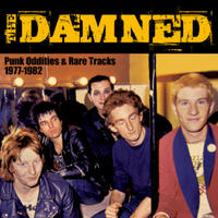 The Damned - Punk Oddities & Rare Tracks 1977 - 1982 LP