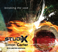 Studio-X vs. Simon Carter - Breaking The Void (Limited Edition) 2CD
