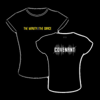 Covenant - The Beauty And The Grace Girlie-Shirt