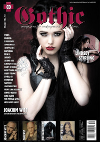 Gothic Magazin - Gothic #82 (Deluxe Edition) Magazine + 3CD