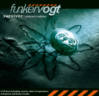 Funker Vogt - Survivor (Collector's Edition) 3CD