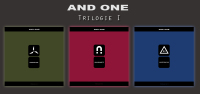 And One - Magnet (Trilogie-Edition) 3CD