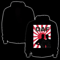 D.A.F. - Sols Imperal Hooded pullover