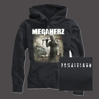 Megaherz - Zombieland Hooded girlie jacket
