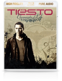 Tiesto - Elements Of Life (Blu-ray Audio) Blu-ray disc