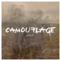 Camouflage - Greyscale CD