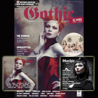 Gothic Magazin - Gothic #84 (Deluxe Edition) Magazine + 3CD