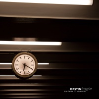 Destin Fragile - Halfway To Nowhere CD