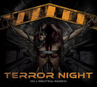 Various - Terror Night Vol.1 - Industrial Madness 2CD