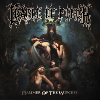 Cradle Of Filth - Hammer Of The Witches 2LP