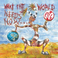 Public Image Limited - What The World Needs Now... LP