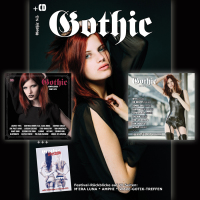 Gothic Magazin - Gothic #85 (Deluxe Edition) Magazin + 3CD