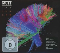 Muse - The 2nd Law (Limited Edition) CD + DVD