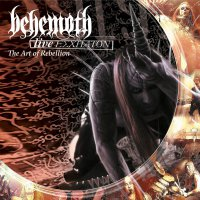 Behemoth - Live Eschaton-The Art Of Rebellion (Limited Edition) LP