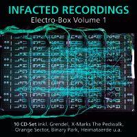 Package - Infacted Recordings - Electro-Box Vol.1 10CD
