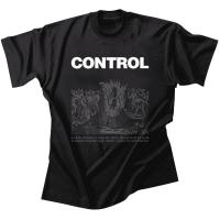 Control - Silence Creates It's Own Violence T-Shirt