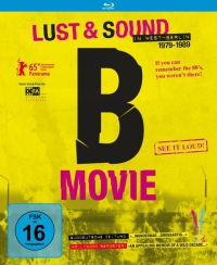 Movies - B-Movie: Lust und Sound in West-Berlin Blu-ray disc