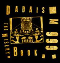 Dadaism 999 - The Misery Book (Limited Gold Edition) LP