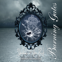 Burning Gates - Shadows of the Past CD