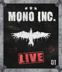 Mono Inc. - Live 2x Blu-ray disc