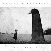 Asking Alexandria - The Black CD