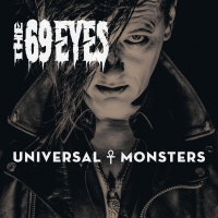 The 69 Eyes - Universal Monsters CD