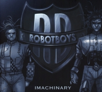 Robotboys - Imachienry CD