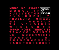Various - Forms Of Hands 16 CD