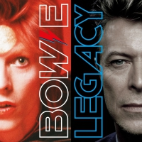 David Bowie - Legacy (The Very Best Of David Bowie) CD