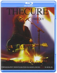 The Cure - Trilogy: Live In Berlin Blu-ray disc