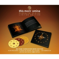 This Morn' Omina - Kundalini Rising (Hardcover Book) 3CD + Book