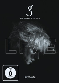 The Beauty Of Gemina - Minor Sun - Live in Zurich DVD