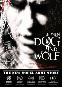 New Model Army - The New Model Army Story:Between Dog And Wolf Blu-ray disc