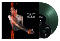 Dive - Underneath (Limited Dark Green Vinyl) LP + CD