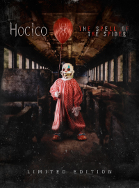 Hocico - The Spell Of The Spider (Limited Edition) 3CD